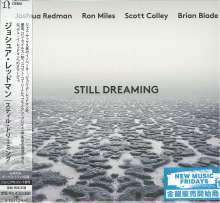 Joshua Redman, Ron Miles, Scott Cooley & Brian Blade: Still Dreaming +Bonus (Digisleeve), CD