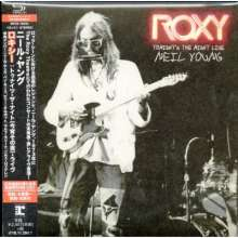 Neil Young: Roxy - Tonight's The Night Live (SHM-CD) (Digisleeve), CD