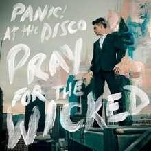 Panic! At The Disco: Pray For The Wicked +Bonus, CD