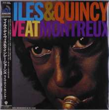 Miles Davis & Quincy Jones: Live At Montreux (remastered) (180g) (Limited-Edition), LP