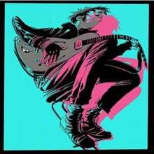 Gorillaz: The NowNow, CD