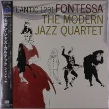The Modern Jazz Quartet: Fontessa (180g) (mono), LP
