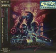 Muse: Simulation Theory (Deluxe-Edition) (Digisleeve), CD
