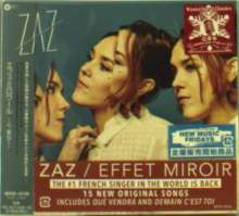 Zaz (Isabelle Geffroy): Effet Miroir (Digisleeve), CD