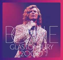 David Bowie (1947-2016): Glastonbury 2000 (Digisleeve), 2 CDs
