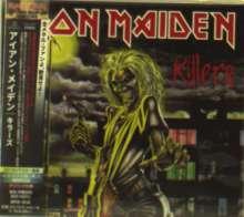 Iron Maiden: Killers (Digipack), CD