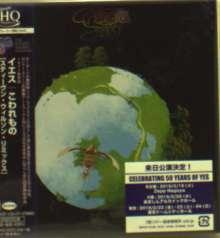 Yes: Fragile (UHQCD) (Digisleeve), CD