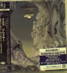 Yes: Relayer (UHQCD) (Digisleeve), CD