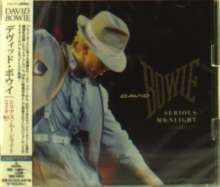 David Bowie: Serious Moonlight (Live '83), 2 CDs