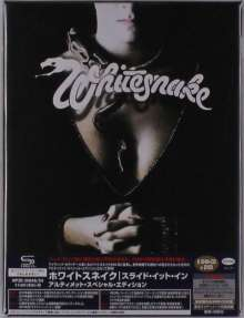 Whitesnake: Slide It In (The-Ultimate-Special-Edition) (6 SHM-CD + DVD), 6 CDs