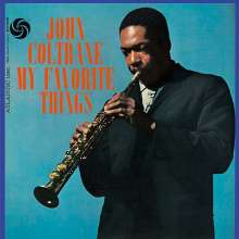 John Coltrane (1926-1967): My Favorite Things  (UHQCD/MQACD), CD