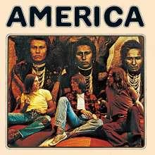 America: America (UHQCD/MQA-CD), CD