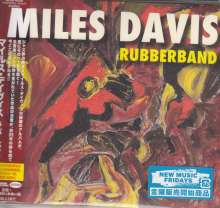 Miles Davis (1926-1991): Rubberband (Digisleeve), CD