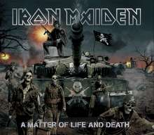 Iron Maiden: A Matter Of Life And Death (The Studio Collection Remastered), CD