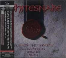Whitesnake: Slip Of The Tongue (2019 Remaster) (30th Anniversary Edition) (SHM-CDs), 2 CDs