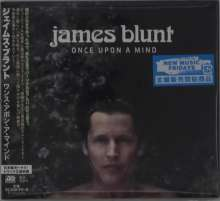 James Blunt: Once Upon A Mind (Digisleeve), CD