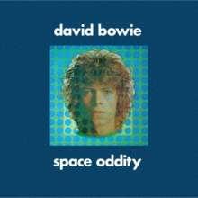 David Bowie: Space Oddity (Digisleeve), CD
