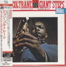 John Coltrane (1926-1967): Giant Steps (60th Anniversary Edition) (SHM-CD) (Triplesleeve), 2 CDs