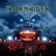 Iron Maiden: Rock In Rio (Digipack), 2 CDs