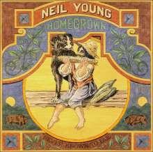 Neil Young: Homegrown (SHM-CD) (Digisleeve), CD