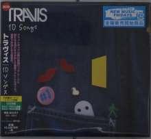 Travis: 10 Songs (Deluxe Edition) (+1 Bonus Track) (Digisleeve), 2 CDs