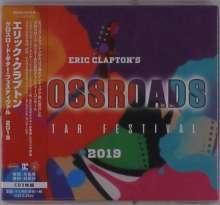 Eric Clapton's Crossroads Guitar Festival 2019 (Digisleeve), 3 CDs