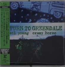 Neil Young: Return To Greendale (SHM-CD) (Digisleeve), 2 CDs