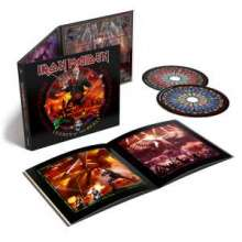 Iron Maiden: Nights Of The Dead, Legacy Of The Beast: Live In Mexico City (Digipack), 2 CDs