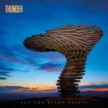 Thunder: All The Right Noises (Digipack), 2 CDs