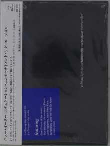 New Order: Education Entertainment Recreation (Live), 2 CDs und 1 Blu-ray Disc