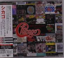 Chicago: Japanese Singles Collection: Greatest Hits, 3 CDs