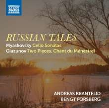 Andreas Brantelid - Russian Tales, CD