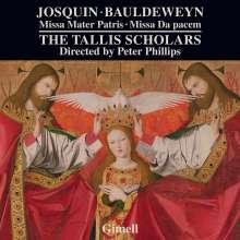 Noel Bauldeweyn (1480-1530): Missa Da Pacem, CD