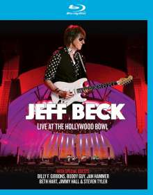 Jeff Beck: Live At The Hollywood Bowl, Blu-ray Disc