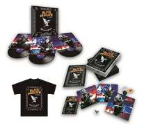 Black Sabbath: The End: Live In Birmingham (Limited-Deluxe-Edition), 3 CDs