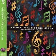 Filmmusik: Mario & Zelda Big Band Live 2003, CD