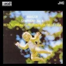 Gustav Mahler (1860-1911): Symphonie Nr.4, XRCD