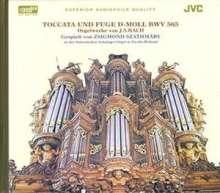 Johann Sebastian Bach (1685-1750): Toccata & Fuge d-moll BWV 565, XRCD