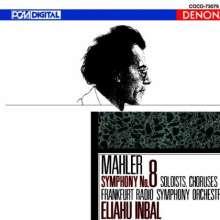 Gustav Mahler (1860-1911): Symphonie Nr.8 (Blu-spec CD), 2 CDs