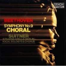 Ludwig van Beethoven (1770-1827): Symphonie Nr.9 (Blu-spec CD), CD