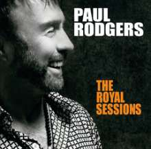 Paul Rodgers: The Royal Sessions +3 (CD + DVD), 2 CDs