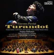 Giacomo Puccini (1858-1924): Turandot, 2 Super Audio CDs Non-Hybrid