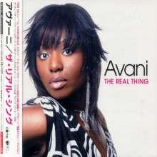 Avani: Watching You (Bonus Tracks), CD