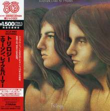Emerson, Lake & Palmer: Trilogy (Papersleeve Reissue), CD