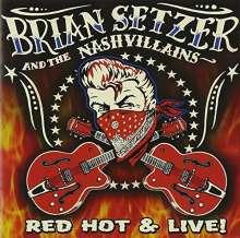 Brian Setzer: Red Hot & Live! (Ltd. SHM-CD), CD