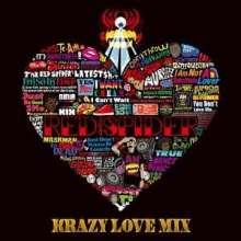 Red Spider Krazy Love Mix, CD