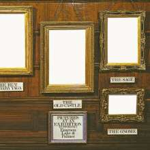 Emerson, Lake & Palmer: Pictures At An Exhibition (Papersleeve) (SHM-CD) (Reissue), CD