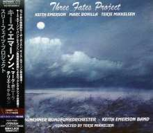 Keith Emerson, Marc Bonilla & Terje Mikkelsen: Three Fates Project +1 (HQCD), CD