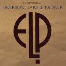 Emerson, Lake & Palmer: Emerson, Lake & Palmer (Platinum Edition), 2 CDs