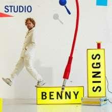Benny Sings: Studio, CD